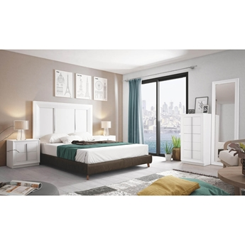Imagen de Dormitorio Mod.: 857 - BLANCO SP1 - Moon