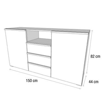 Imagen de Aparador 150 cms